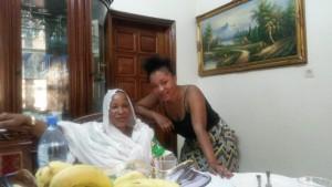 Sounkoura en Mariam
