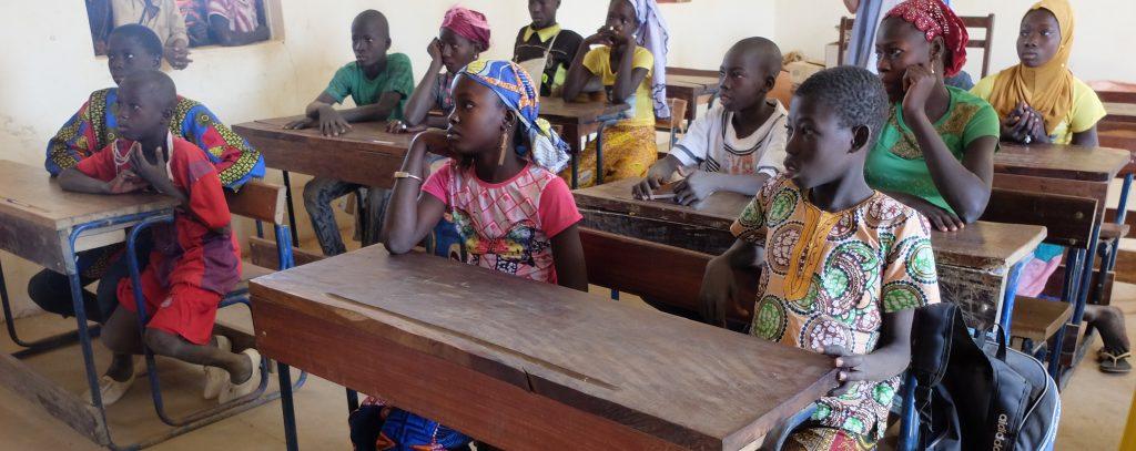 gendergelijkheid in de klas